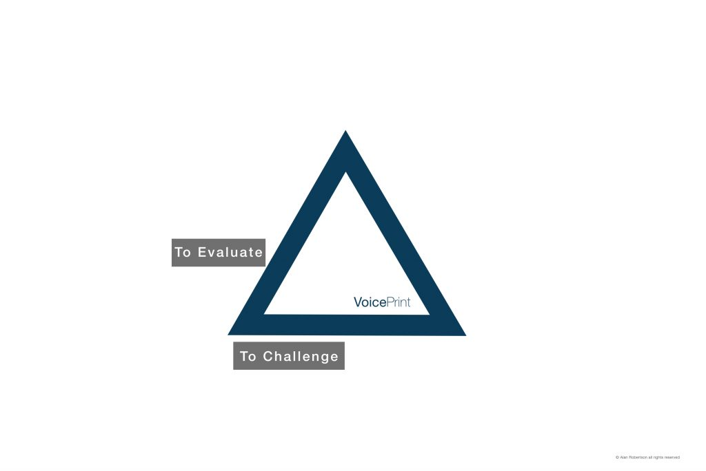 evaluate and challenge