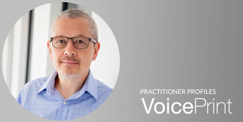 Dan Szabunia – VoicePrint Practitioner Profile