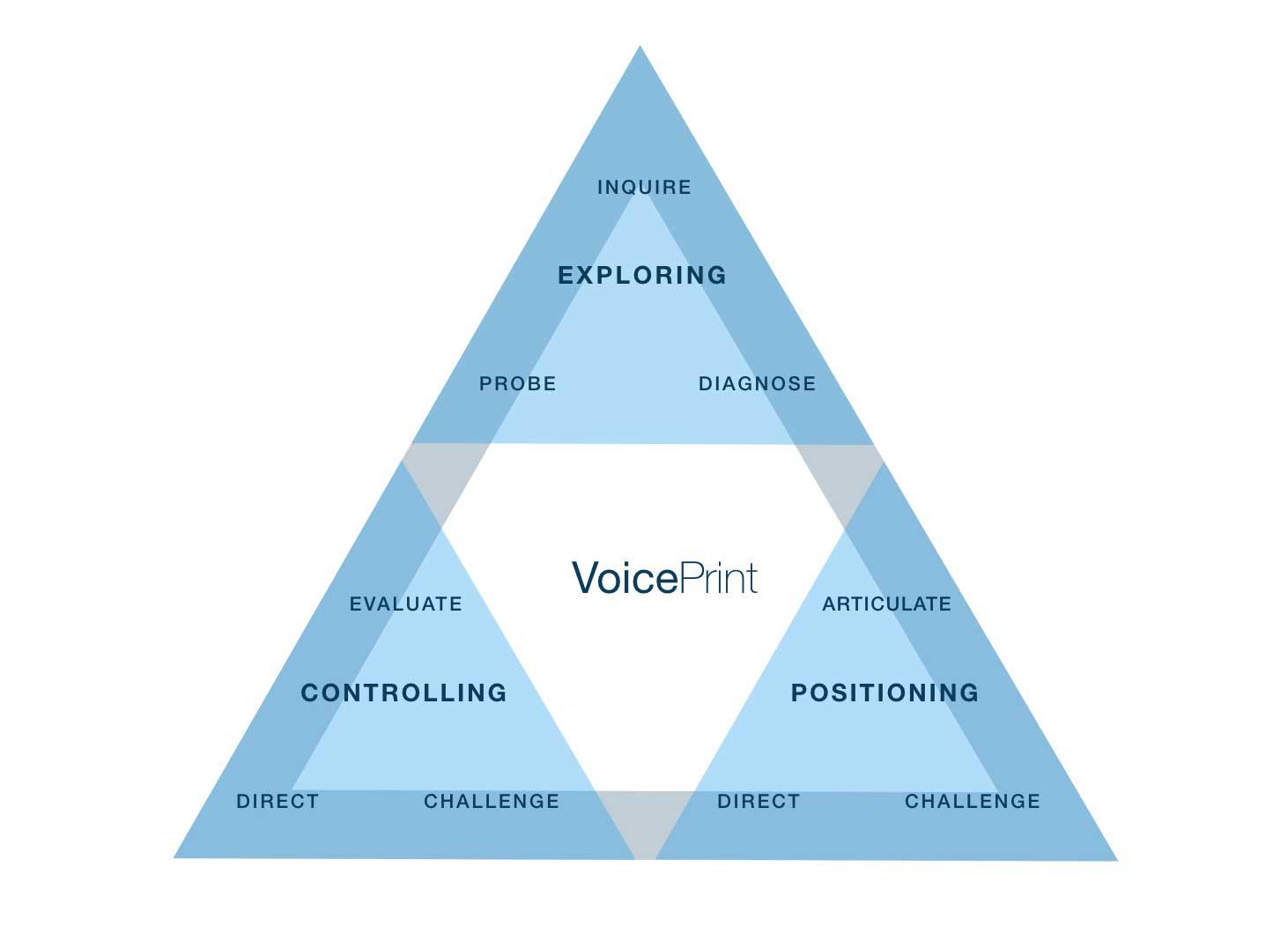 VoicePrint clusters