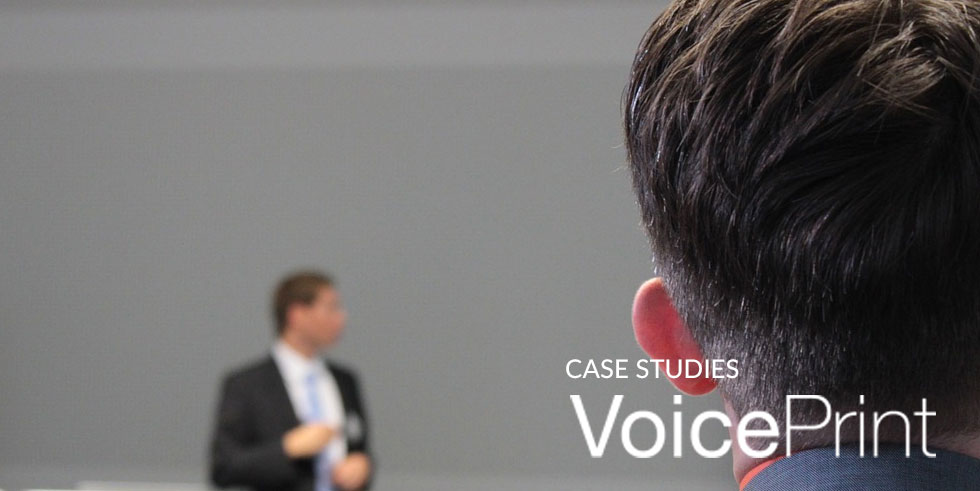 Finding your voice and making it count