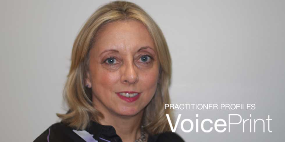 Sue Warman – VoicePrint Practitioner Profile