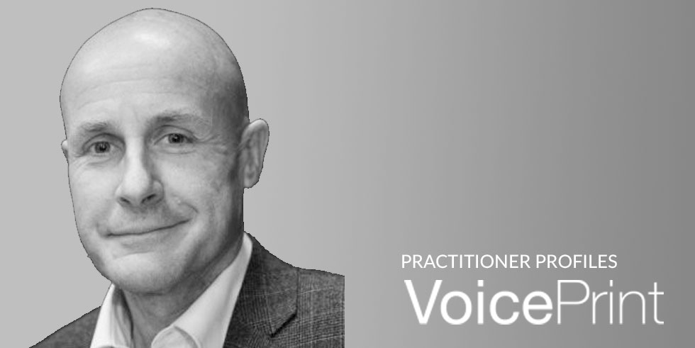 Duncan Partridge – International Educationalist &  VoicePrint Practitioner